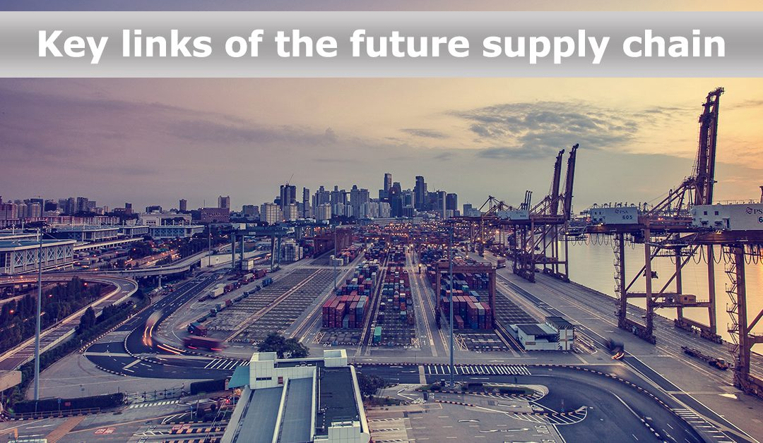 Key links of the future supply chain